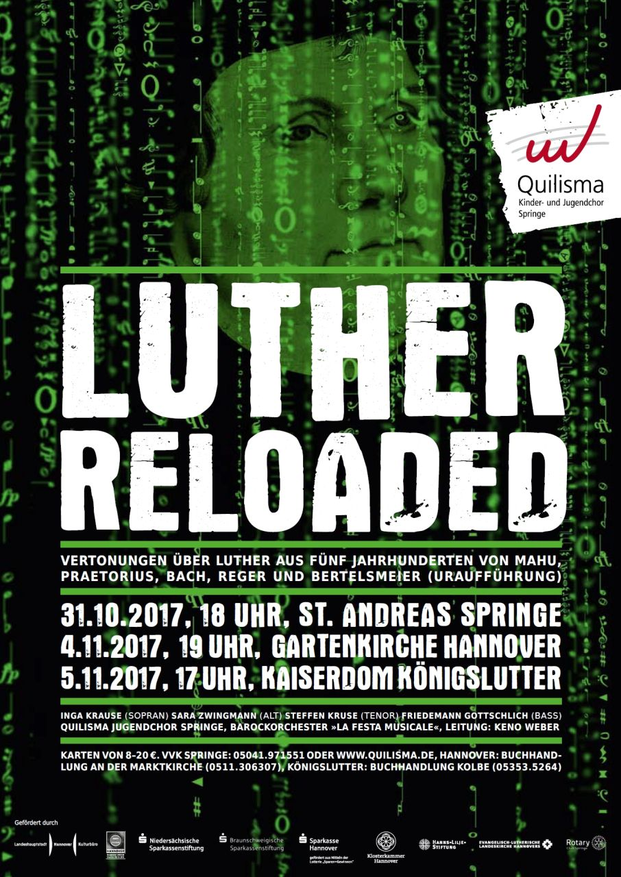 Luther Reloaded